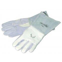 Anchor Brand - 750GC-M - Dwos Anchor750gc Med. Pearl Deerskin Glove