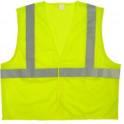 Anchor Brand - 75243 - BI-V260 Solid Class 2 Vests (Each)