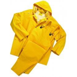 Anchor Brand - 101-9000-L - Anchor 35 Mil 3 Piece Rain Suit Pvc/polyester