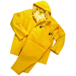 Anchor Brand - 9000-S - Anchor 35 Mil 3 Piece Rain Suit Pvc/polyester