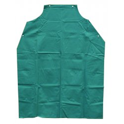 "Anchor Brand - AG-100 - Anchor 35""x45"" 20 Mil Green Vinyl Apron"