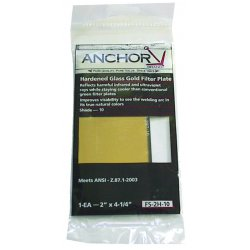 Anchor Brand - FS-2H-10 - Gold Filter Plates (Each)