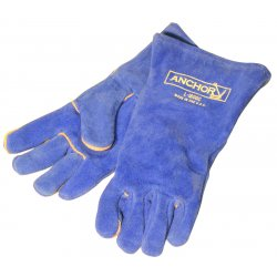 Anchor Brand - L-180-GC - Ladies Welding Gloves (Pack of 2)