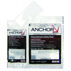Anchor Brand - PC-45 - Safety Plates (Each)
