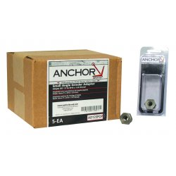 Anchor Brand - AD125POP - Anchor 5/8-11 To M10 X 1.25 Adapter Pop, Ea