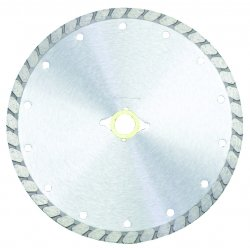 Anchor Brand - TB4.5SPL - Diamond Continuous Rim Turbo Blades (Each)
