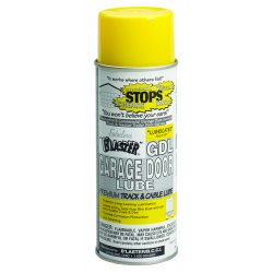 Blaster - 16-GDL - Garage Door Lubricant, 11 oz. Container Size, 9.3 oz. Net Weight