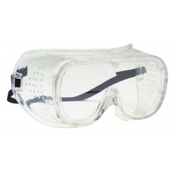 H.L. Bouton - 4400-300 - 440 Basic Direct Vent Goggles Clear Lens