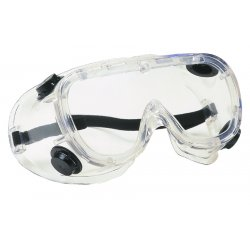 H.L. Bouton - 4401-300 - 441 Basic-iv Indirect Vent Goggles Clear Lens