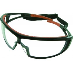 Protective Industrial Products (PIP) - 112-69BG-045 - 6900 Hi-Viz Safety Spectacles (Pack of 12)