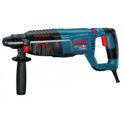 Bosch - 11255VSR - SDS Plus Rotary Hammer Kit, 7.5 Amps, 0 to 5800 Blows per Minute, 120 Voltage