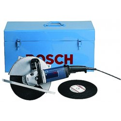 "Bosch - 1364K - Bosch 12"" 120 V 15 A 5000 RPM Portable Abrasive Cutoff Saw Kit With Two-Position Wraparound Side Handle Large Footplate To Improves Stability (Includes 1607000247 - Wrap Around Side Handle, 2605510133 - Wheel Guard, 2608190025 - Adjustable"