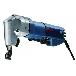 Bosch - 1529B - Bosch 1529B 3.2 Amp 2500 Spm 18 Gauge Paddle Switch Unique Cutting Head Nibbler