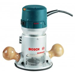 Bosch - 1617 - Bosch 1617 1/4-Inch 1/2-Inch 2-Horsepower 11 Amp Fixed-Base Router