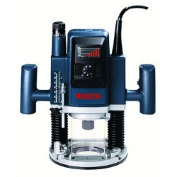 Bosch - 1617EVSPK - 2 Hp Plunge/fixed Basevs Router Combo Kit, Ea