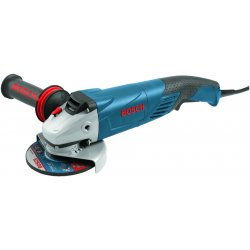 Bosch - 1821 - Bosch 1821 5-Inch 9.5 Amp Lock-On Switch Quick-Adjust Guard Small Angle Grinder