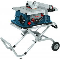 "Bosch - 4100-09 - 10"" Contractor Table Saw, 15.0 Amps, Blade Tilt: Right/Left, 5/8"" Arbor Size, 3650 No Load RPM"