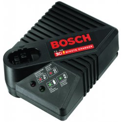 Bosch - BC130 - Bosch 30-Minute Single Bay Battery Charger (For Use With 9.6 - 24 V Ni-Cad Battery), ( Each )