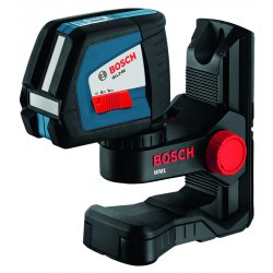 Bosch - GLL 2-50 - Self-leveling Cross-linelaser W/pulse And Bm3 P