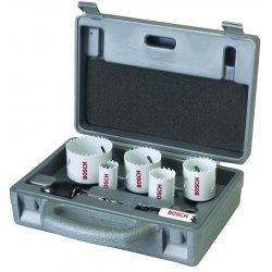 Bosch - HB25M - Bosch HB25M 37987 - 6-Inch 25-Piece Bi-metal Heavy-Duty Hole Saw Master Set