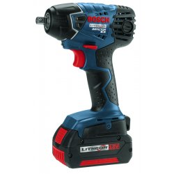 """Bosch - IWH181-01 - 3/8"""" Cordless Impact Wrench Kit, 18.0 Voltage, 133 ft.-lb. Max. Torque, Battery Included"""