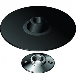 "Bosch - MG0450 - 4-1/2"" Rubber Backing Pad, Ea"