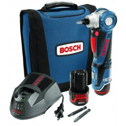"Bosch - PS10-2A - 1/4"" Hex Cordless Screwdriver Kit, 12.0 Voltage, Battery Included"