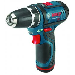 "Bosch - PS31-2A - 12V Standard Li-Ion 3/8"" Cordless Drill/Driver Kit, Battery Included"
