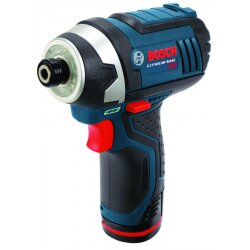 "Bosch - PS41-2A - 1/4"" Hex Cordless Impact Driver Kit, 12.0 Voltage, 930 in.-lb. Max. Torque, Battery Included"