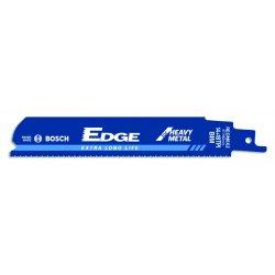 """Bosch - RECM6X2 - (pack/5) 6"""" 14+18 Tpi Edge Recip 5pk Pch"""