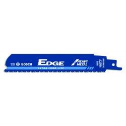 """Bosch - RESM6X2 - (pack/5) 6"""" 8+10 Tpi Edge Recip 5pk Pch"""