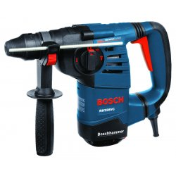 Bosch - RH328VC - SDS Plus Rotary Hammer Kit, 8.0 Amps, 0 to 4000 Blows per Minute, 120 Voltage