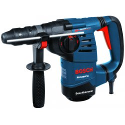 Bosch - RH328VCQ - SDS Plus Quick Change Rotary Hammer Kit, 8.0 Amps, 0 to 4000 Blows per Minute, 120 Voltage