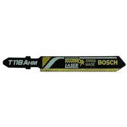 """Bosch - T118AHM - 3"""" 24tpi Carbide Tooth Jigsaw Blade, Ea"""