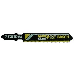 Bosch - T150RF3 - 3 pc. 3-1/4 In. 50 Grit Carbide Special for Ceramics T-Shank Jig Saw Blades