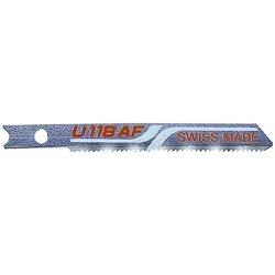 "Bosch - U118AF - 2-3/4"" Bi-Metal Jig Saw Blade, Shank Type: U, Package Quantity 5"