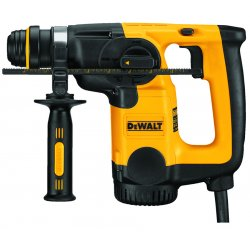 Dewalt - D25313K - SDS Rotary Hammer Kit, 8.0 Amps, 0 to 4300 Blows per Minute, 120 Voltage