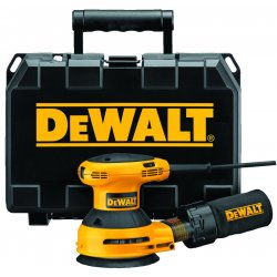Dewalt - D26453K - 3 Amp 5-Inch Variable Speed Random Orbit Sander Kit with Cloth Dust Bag