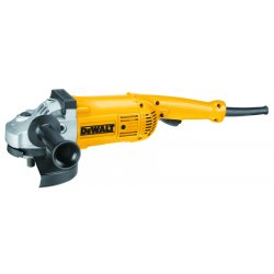 "Dewalt - D28499X - 15-Amp Trigger-Switch Angle Grinder with 7"" or 9"" Wheel Dia."