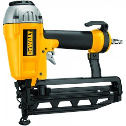 Dewalt - D51257K - DeWALT D51257K Heavy-Duty 1'' - 2-1/2'' (25.4 mm-65 mm) 16 Ga Finish Nailer