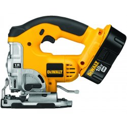 Dewalt - DC330B - DeWALT 18 V 3000 SPM Cordless Jig Saw With Keyless Blade Change