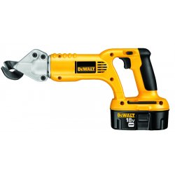 Dewalt - DC495B - DeWALT DC495B Heavy-Duty 18V Cordless 18 Gauge Swivel Head and Shear - (Bare Tool)