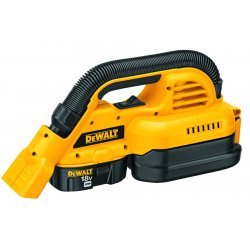 Dewalt - DC515B - 18.0V XRP Cordless Wet/Dry Vacuum with 0.5 gal. Tank, HEPA, Washable Filter 99.7% Efficient At 0.3