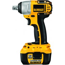 "Dewalt - DC822KL - 1/2"" Cordless Impact Wrench Kit, 18.0 Voltage, 145 ft.-lb. Max. Torque, Battery Included"