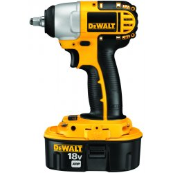 Dewalt - DC823KA - 3/8 Cordless Impact Wrench Kit, 18.0 Voltage, 125 ft.-lb. Max. Torque, Battery Included