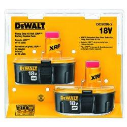 Dewalt - DC9096-2 - Dewalt XRP DC9096-2 Hardware Tool Battery - Nickel-Cadmium (NiCd) - 2.4Ah - 18V DC