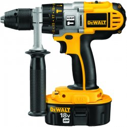 """Dewalt - DCD950KX - Dewalt 1/2"""" (13mm) 18V Cordless XRP Hammerdrill/Drill/Driver Kit - Hammer Drill - 0.50"""" Chuck"""