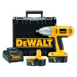 "Dewalt - DW059B - 1/2"" Cordless Impact Wrench, 18.0 Voltage, 300 ft.-lb. Max. Torque, Bare Tool"