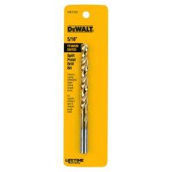 """Dewalt - DW1320 - 5/16"""" Titanium Drill Bi"""
