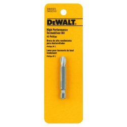 Dewalt - DW2023 - DeWALT NO 3 Phillips Head Screwdriver Power Bit, ( Each )